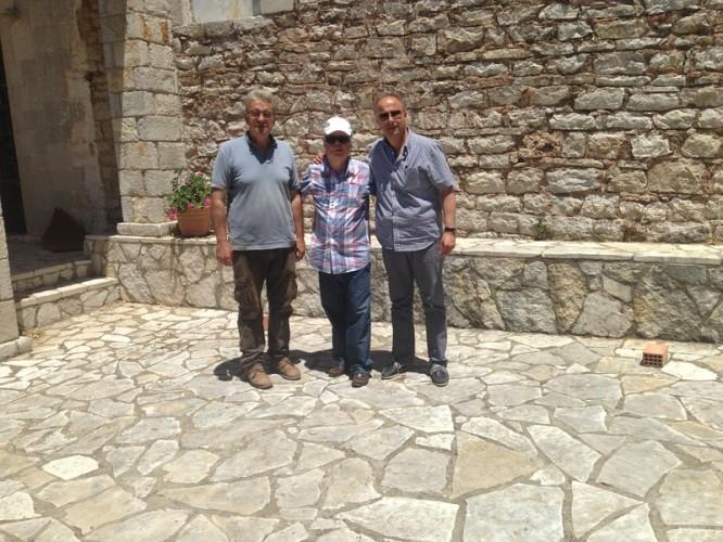 1η Επίσκεψη στη Μεσσηνία, Ιούνιος 2015