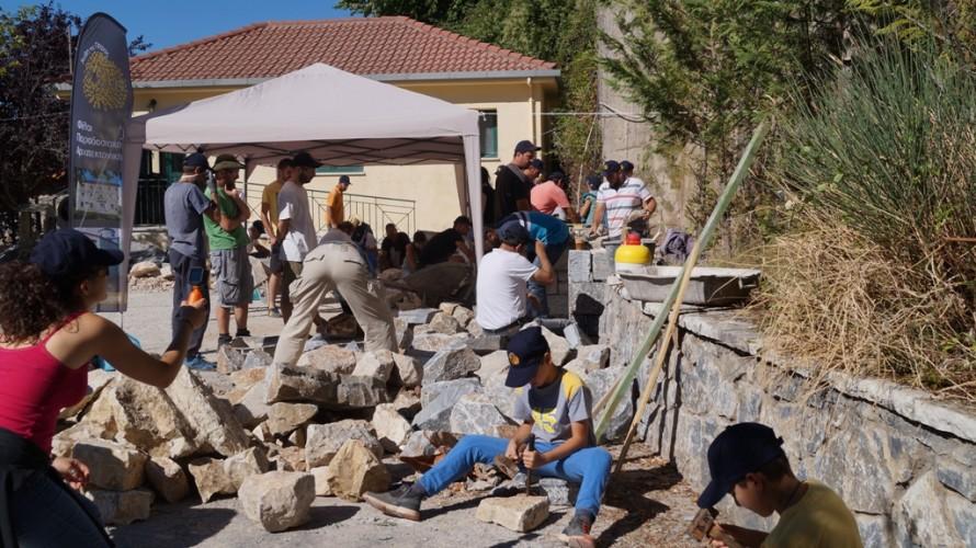 Το αναλυτικό Πρόγραμμα του 2ου Εργαστηρίου της πέτρας και οι πολιτιστικές εκδηλώσεις των Γιορτών της Πέτρας 2018