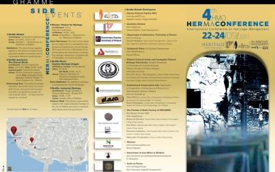 Άνθη της Πέτρας - 4ο Διεθνές Συνέδριο HERMA CONFERENCE!