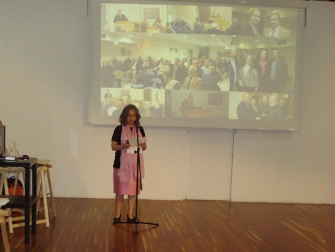 Τα Άνθη της Πέτρας στο 5ο Συνέδριο Διαχείρισης Πολιτιστικής Κληρονομιάς Herma Conference στην Τεχνόπολη του Δήμου Αθηναίων