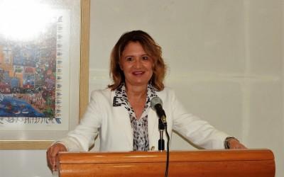 Συγχαρητήρια στη νέα Διευθύντρια του Εθνικού Αρχαιολογικού Μουσείου Δρ. Ά. Καραπαναγιώτου από τα Άνθη της Πέτρας