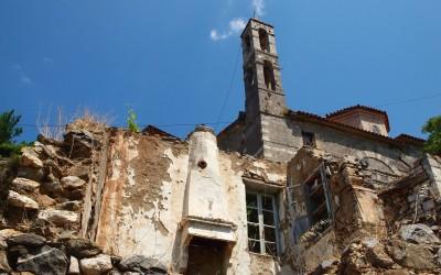 Ερείπια: Μνήμες της Πέτρας