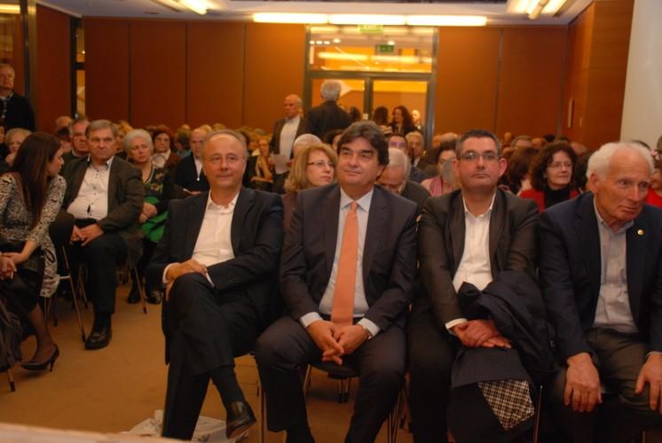Οι εισηγήσεις των ομιλητών στην εκδήλωση των Ανθέων στο ΜΜΑ