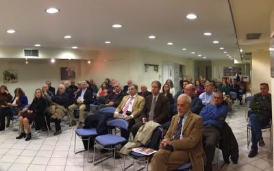 Με μεγάλη επιτυχία πραγματοποιήθηκε την Κυριακή 17 Δεκεμβρίου, η 5η ετήσια Γενική Συνέλευση των Ανθέων της Πέτρας